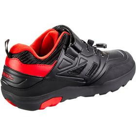 O'Neal Traverse Flat Buty Mężczyźni, czarny/czerwony